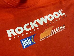 Koszulka z logo firmy