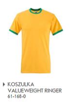 Nadruk na koszulce Rindger